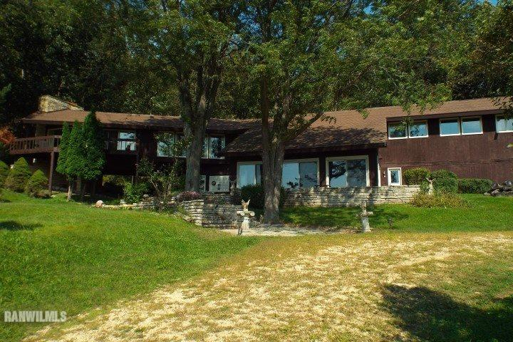 Image of Residential for Sale near Mount Carroll, Illinois, in Carroll County: 40 acres
