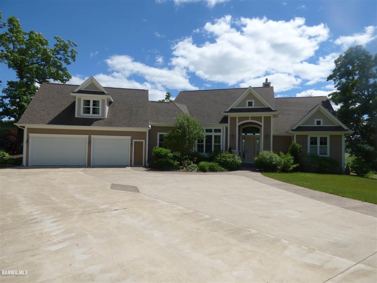 Image of  for Sale near Elizabeth, Illinois, in Jo Daviess County: 160.74 acres