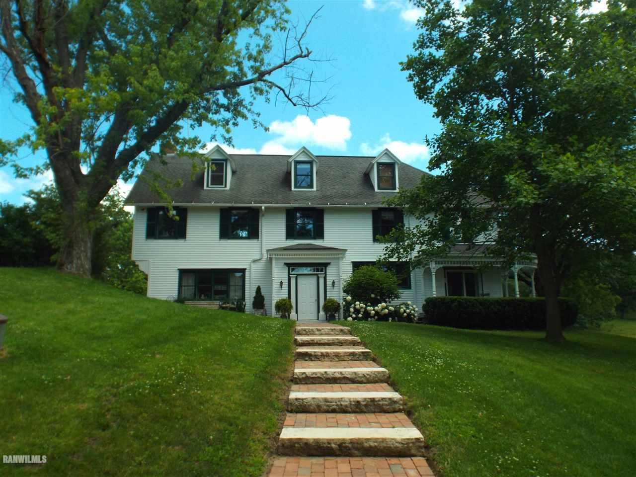 Image of  for Sale near Elizabeth, Illinois, in Jo Daviess County: 87.96 acres