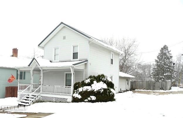 Photo of 112 E High  Orangeville  IL