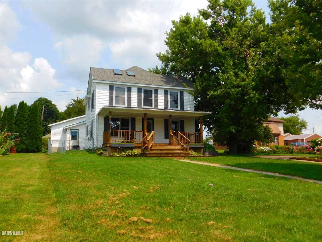 Photo of 211 E High  Shullsburg  WI