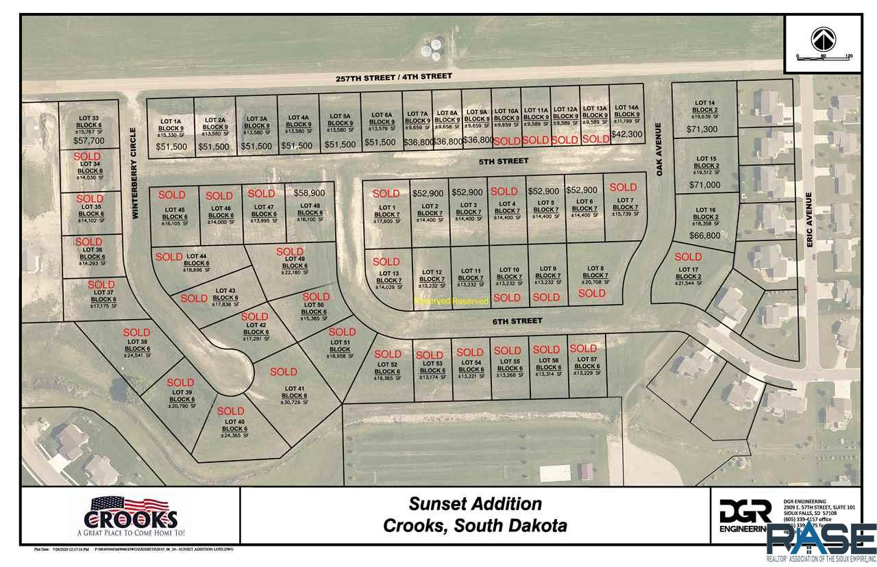 Lot 1A 5th St SD 57020