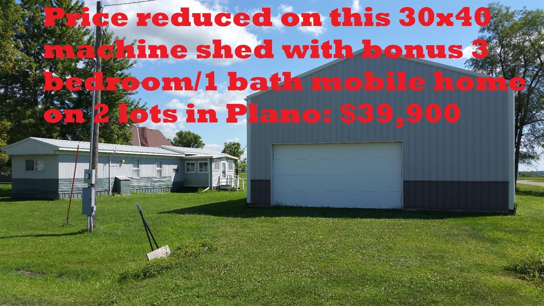Real Estate for Sale, ListingId: 34953709, Plano,IA52581