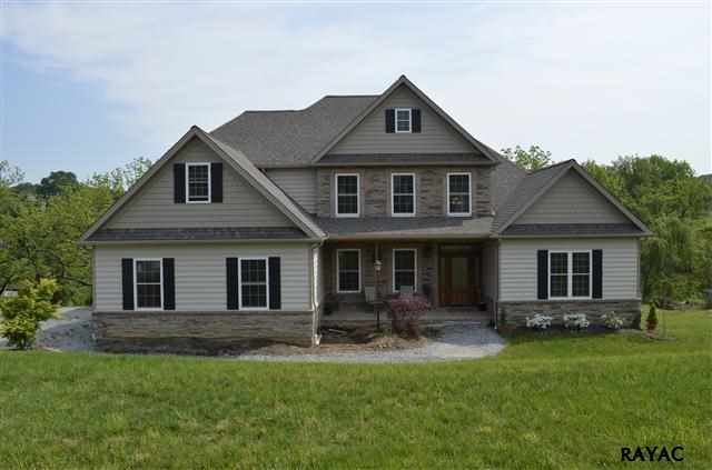 222 Sunset Cir, Red Lion, PA 17356