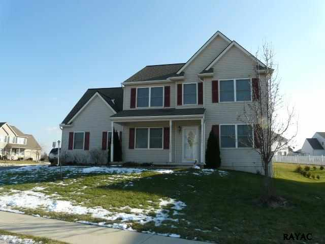 2008 Wood Hall Way, Dover, PA 17315