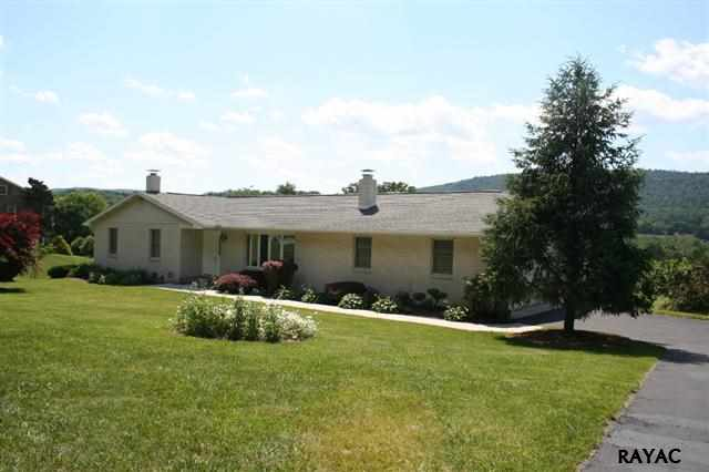 157 Country Club Trail, Fairfield, PA 17320