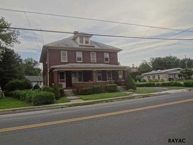 236&238 Buford & 563 & 565 Elm St, Gettysburg, PA 17325