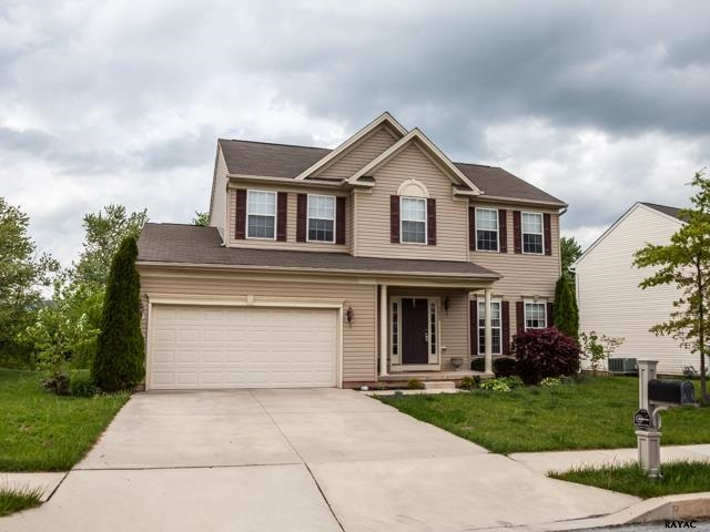 1095 Stone Gate Dr, York, PA 17406