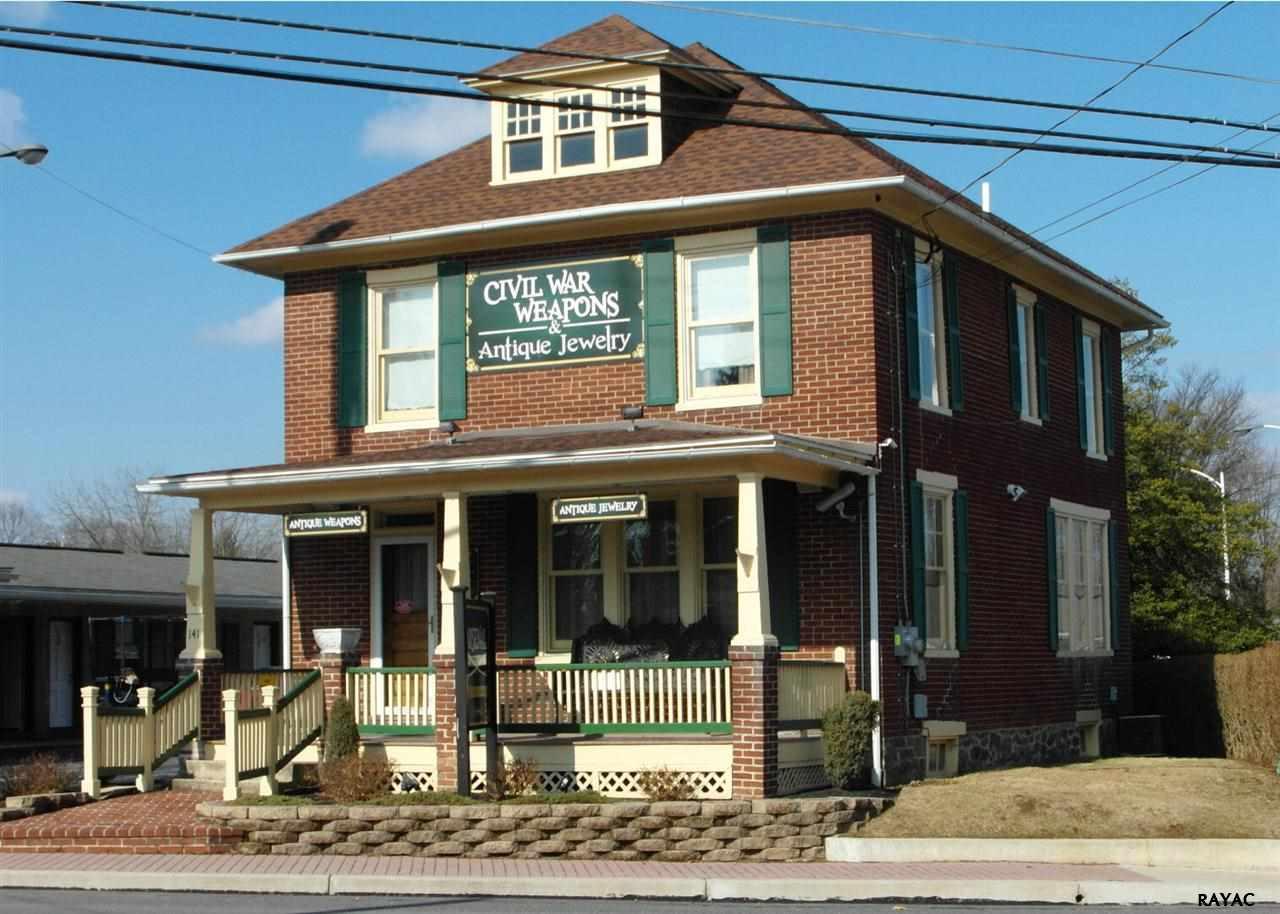 141 Steinwehr Ave, Gettysburg, PA 17325