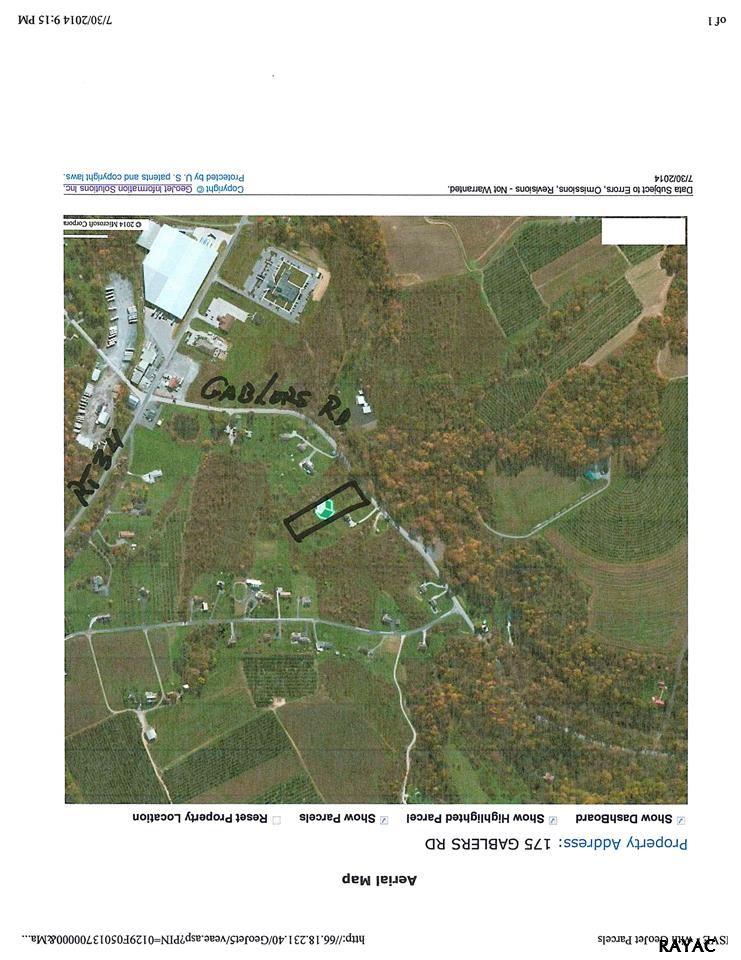 175 Gablers Rd # 6, Menallen Township, PA 17304
