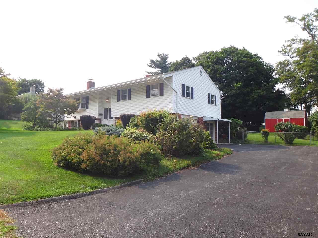 125 E Clearview Dr, Shrewsbury, PA 17361