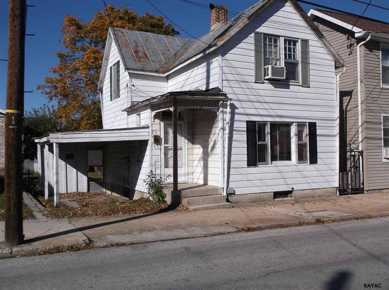 131 West St, Gettysburg, PA 17325