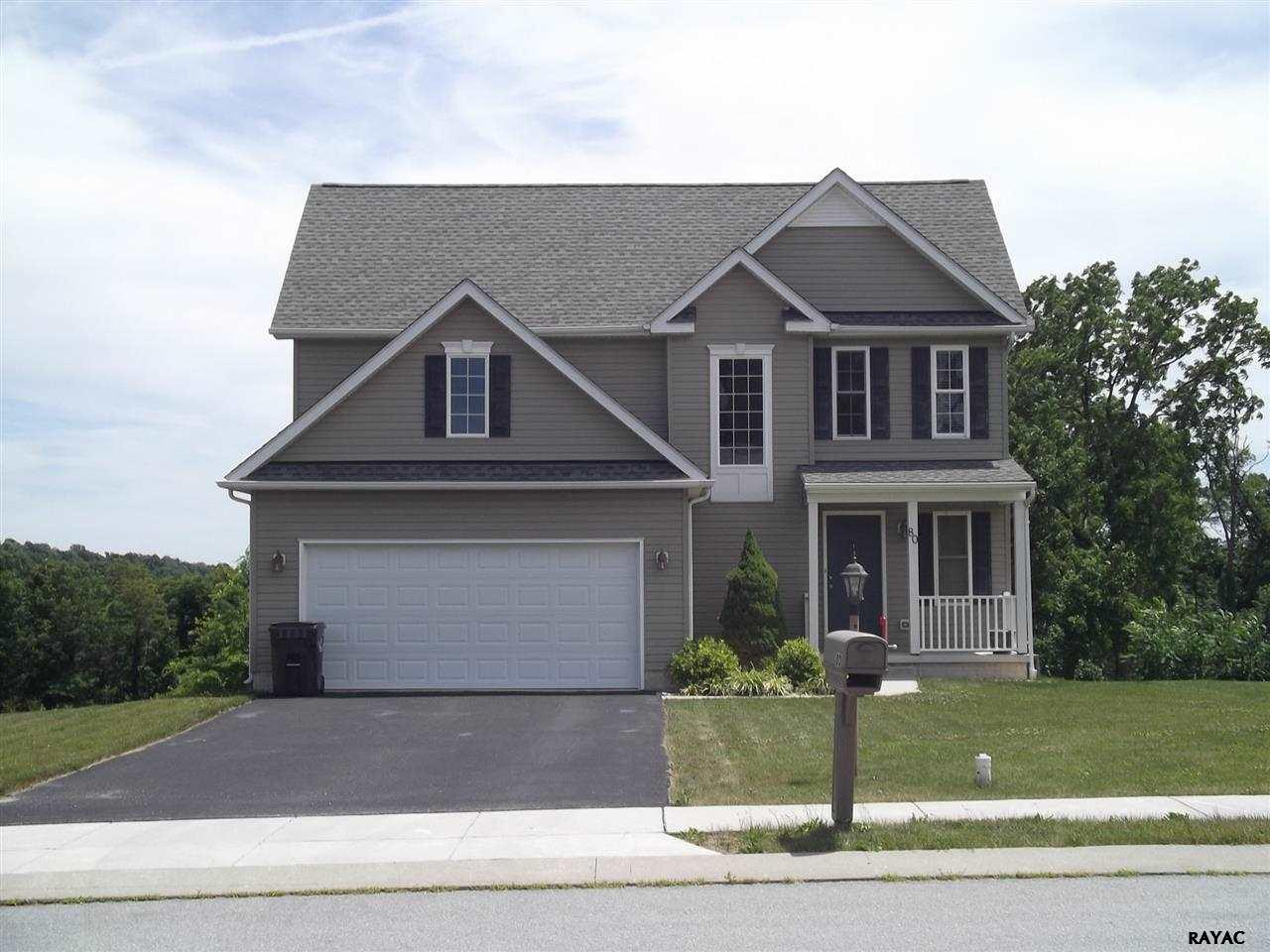 80 Tracy Dr, York Springs, PA 17372