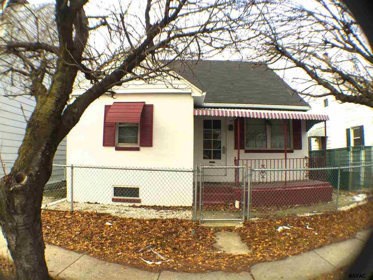 332 S Sherman St, York, PA 17403