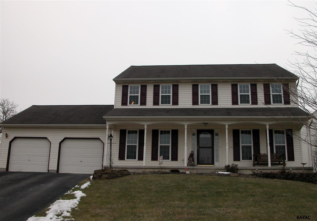 5 Parkview Dr, Seven Valleys, PA 17360