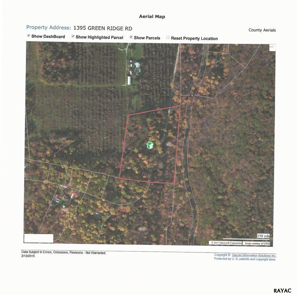1395 Green Ridge Rd, Franklin Township, PA 17353