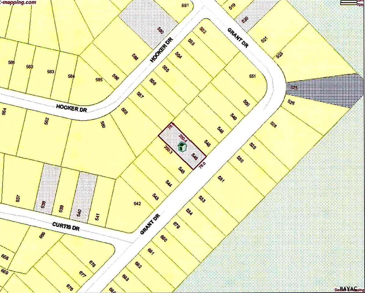 Land for Sale, ListingId:36392038, location: 546 Grant Drive Gettysburg 17325