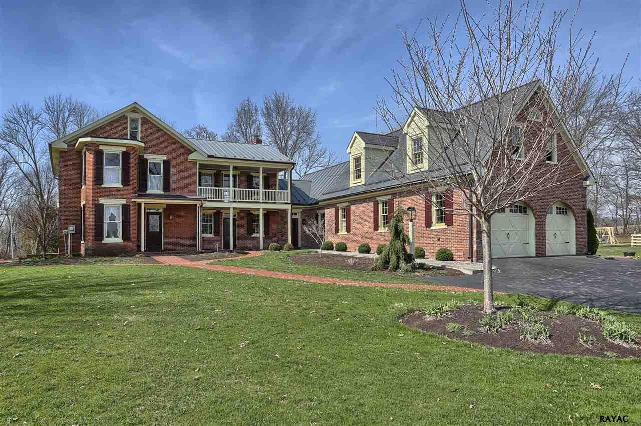 451 Latimore Creek Rd, York Springs, PA 17372