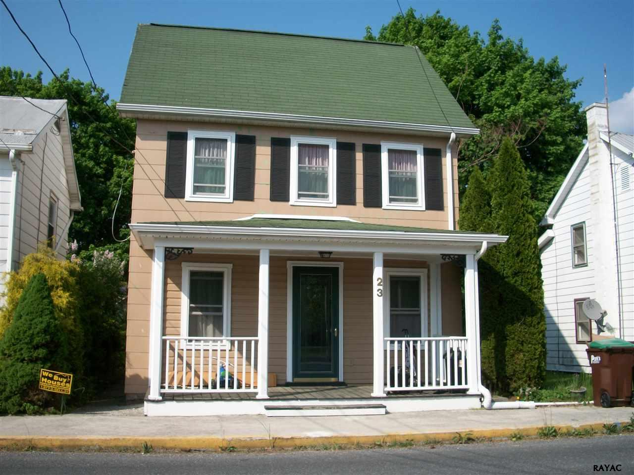 23 Water St, Fairfield, PA 17320