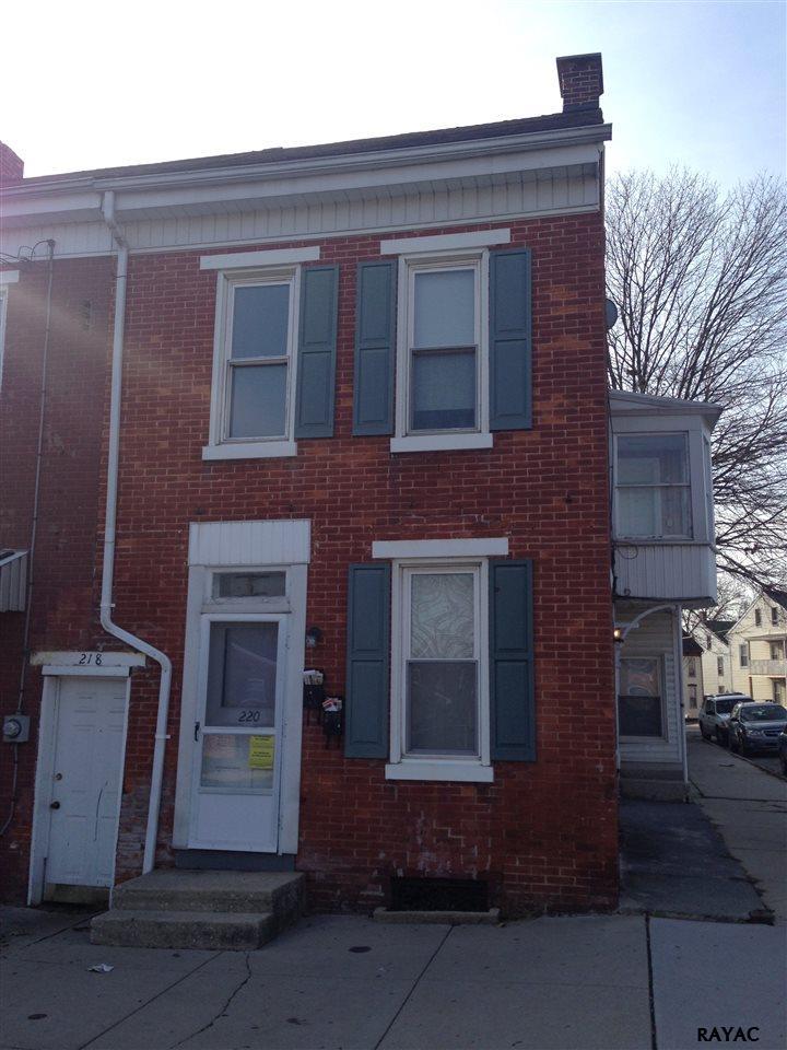 220 N Penn St, York, PA 17404