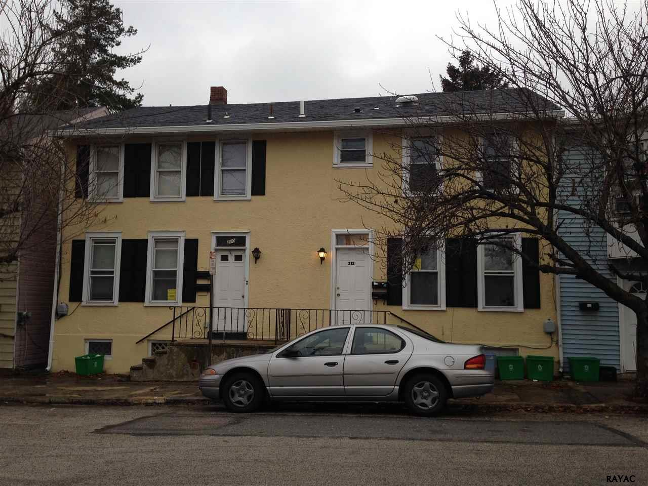 212 N Penn St, York, PA 17401