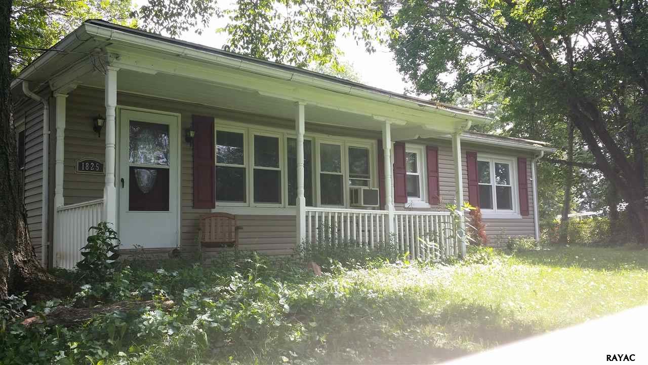 1825 Roosevelt Ave, York, PA 17408