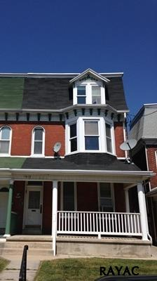 Rental Homes for Rent, ListingId:36392441, location: 1619 W Market Street York 17404
