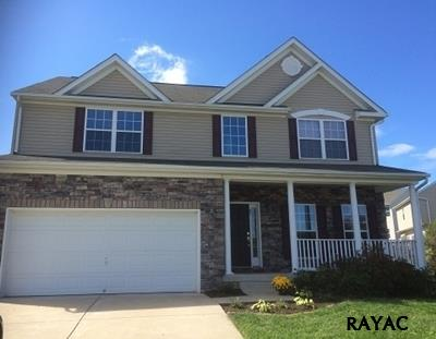 Rental Homes for Rent, ListingId:36392457, location: 45 Sienna Drive York 17406