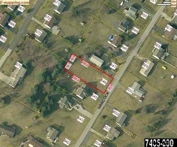 Land for Sale, ListingId:36391326, location: 846 Hancock Drive Gettysburg 17325