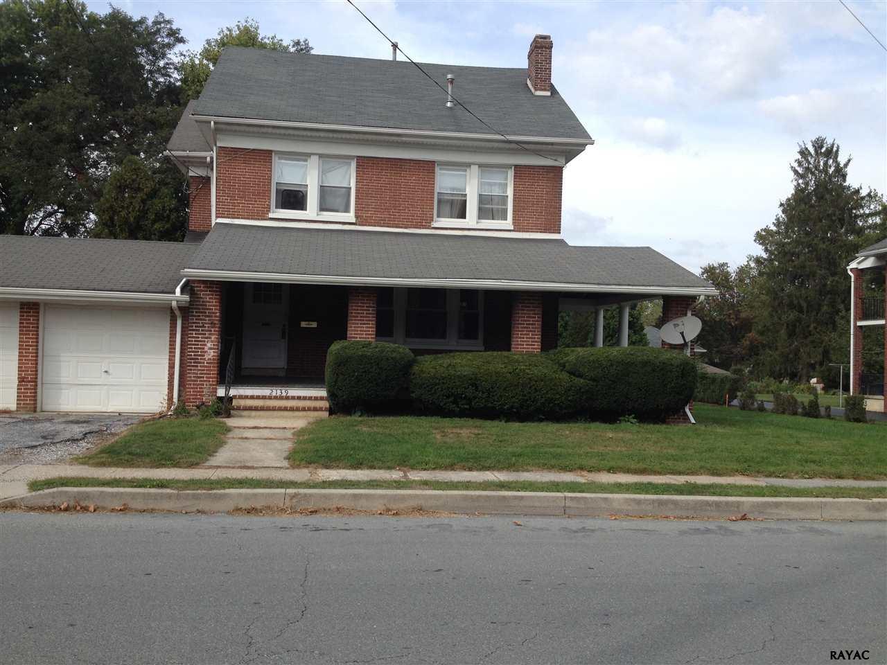 Rental Homes for Rent, ListingId:36392380, location: 2139 E philadelphia st York 17402