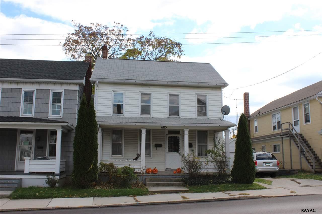 605 York St, Hanover, PA 17331