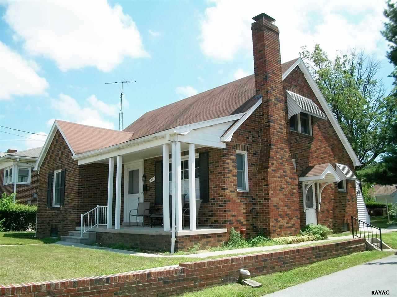 Rental Homes for Rent, ListingId:36391834, location: 114 W Elm Hanover 17331