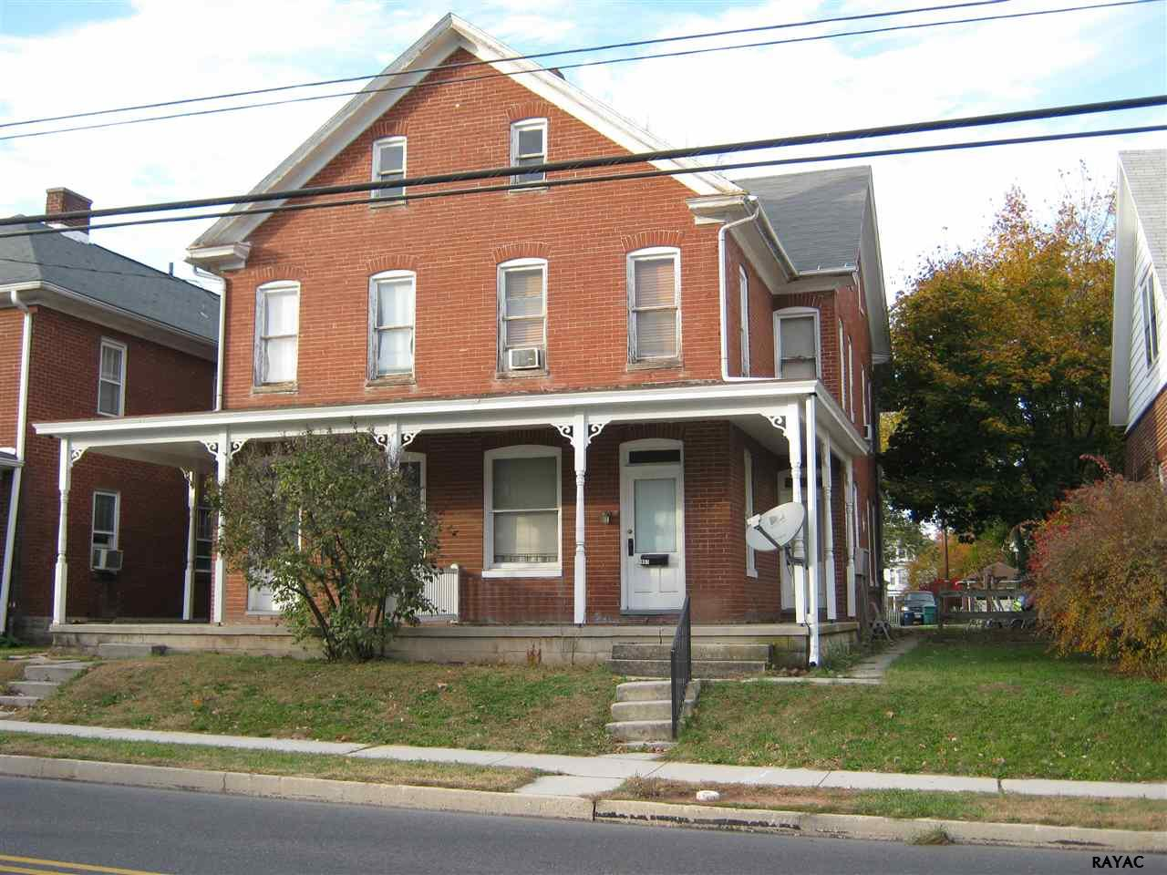 W Middle St, Gettysburg, PA 17325