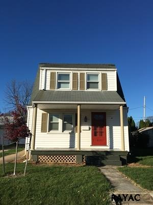 Rental Homes for Rent, ListingId:36345138, location: 2151 Filbert Street York 17404