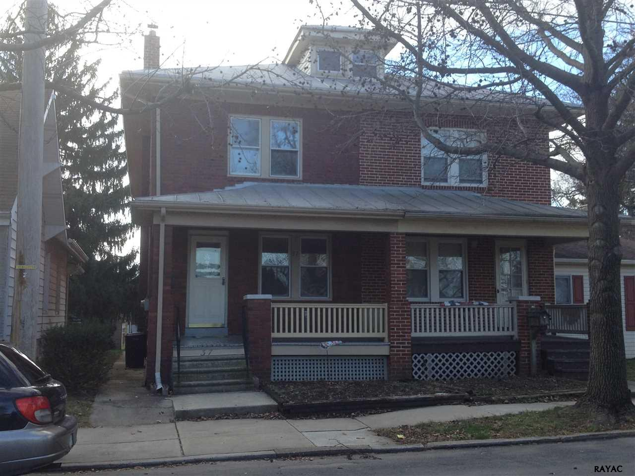 Rental Homes for Rent, ListingId:36799564, location: 37 N Gotwalt York 17404