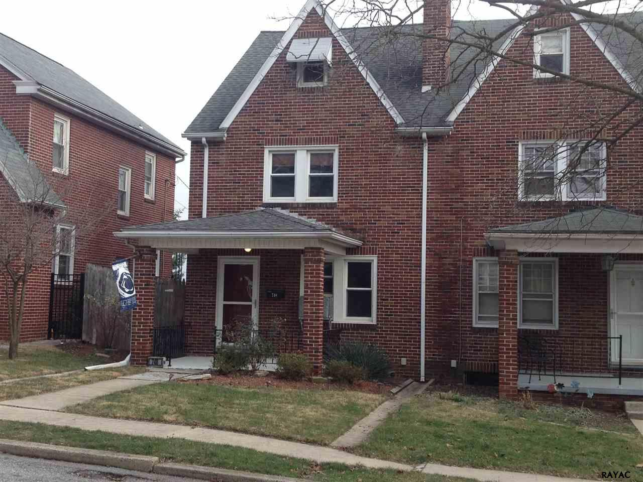 Rental Homes for Rent, ListingId:36799415, location: 748 Florida Ave York 17404