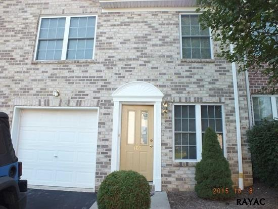 Rental Homes for Rent, ListingId:36904902, location: 105 Silver Screen Ln York 17402