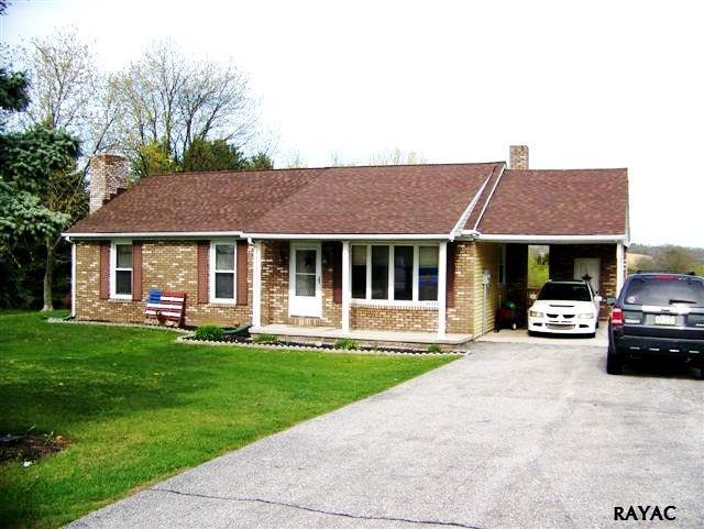 Real Estate for Sale, ListingId: 37152691, Glenville,PA17329
