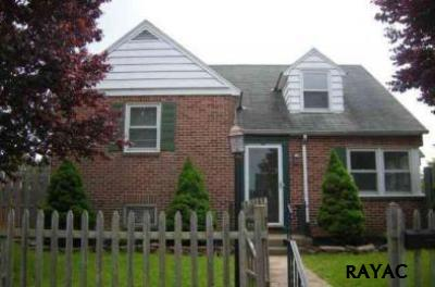 Rental Homes for Rent, ListingId:37218454, location: 790 Conewago Avenue York 17404