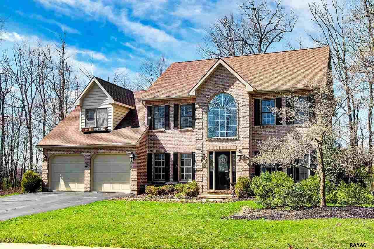 3675 Sorrel Ridge Ln, York, PA 17406