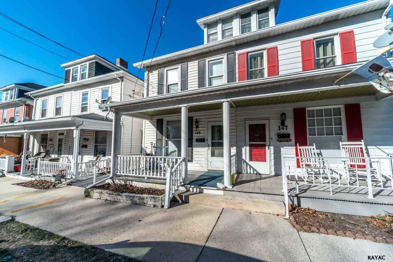 149 W Gay St, Red Lion, PA 17356