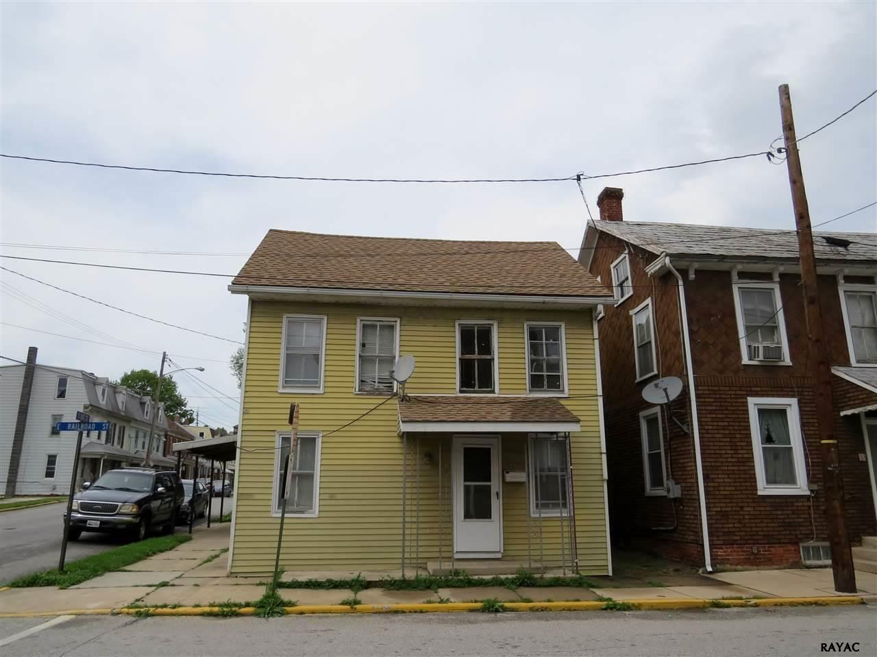 Photo of 93 S East Street  Spring Grove  PA