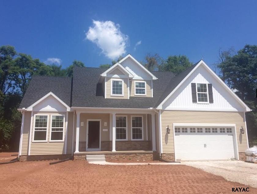 7636 Green Ridge Ln, Abbottstown, PA 17301