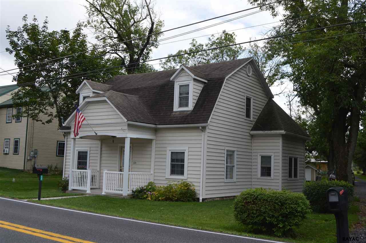 59 Hunterstown Hampton Rd, Gettysburg, PA 17325