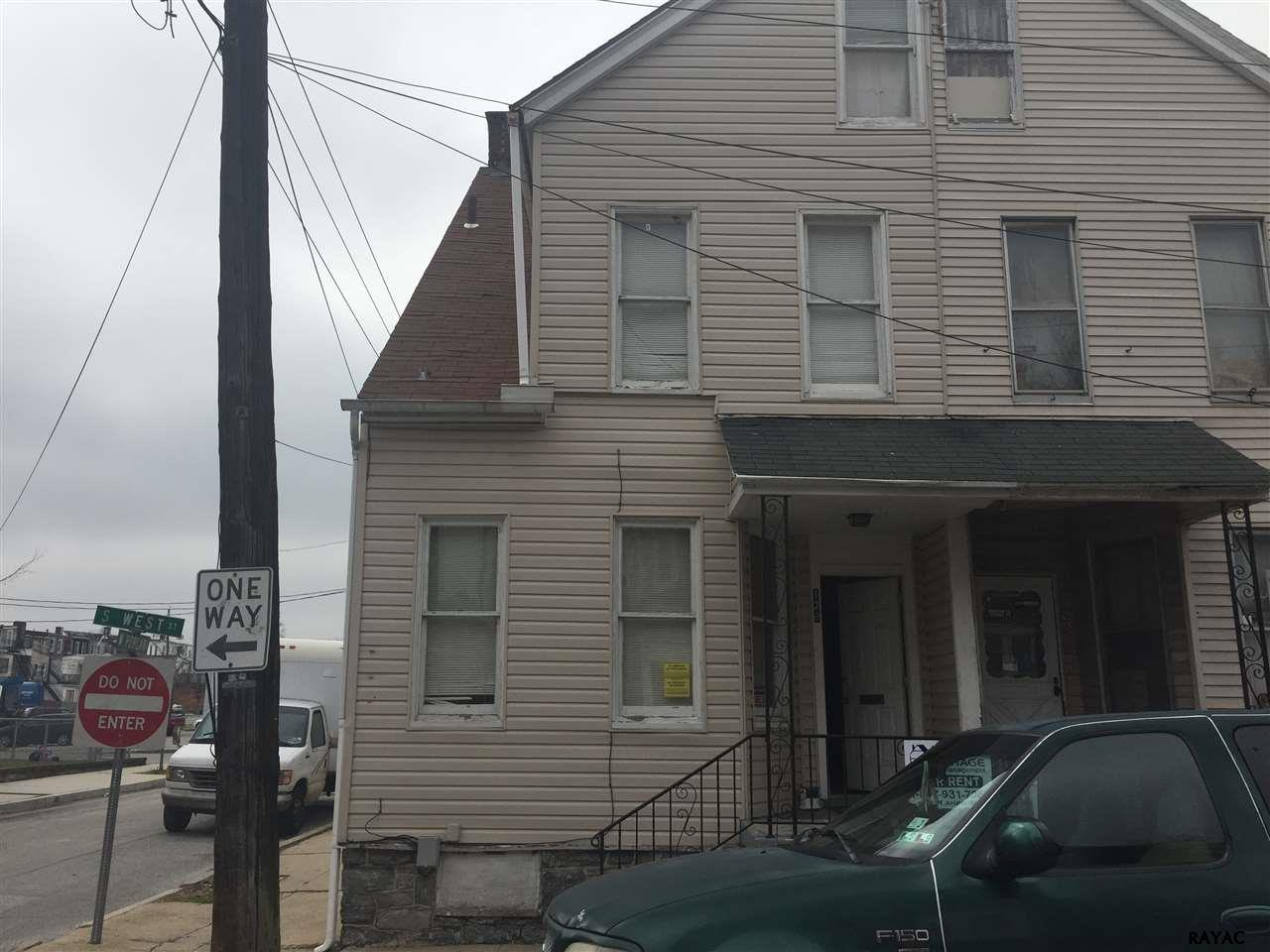 Photo of 128 S West St  York  PA