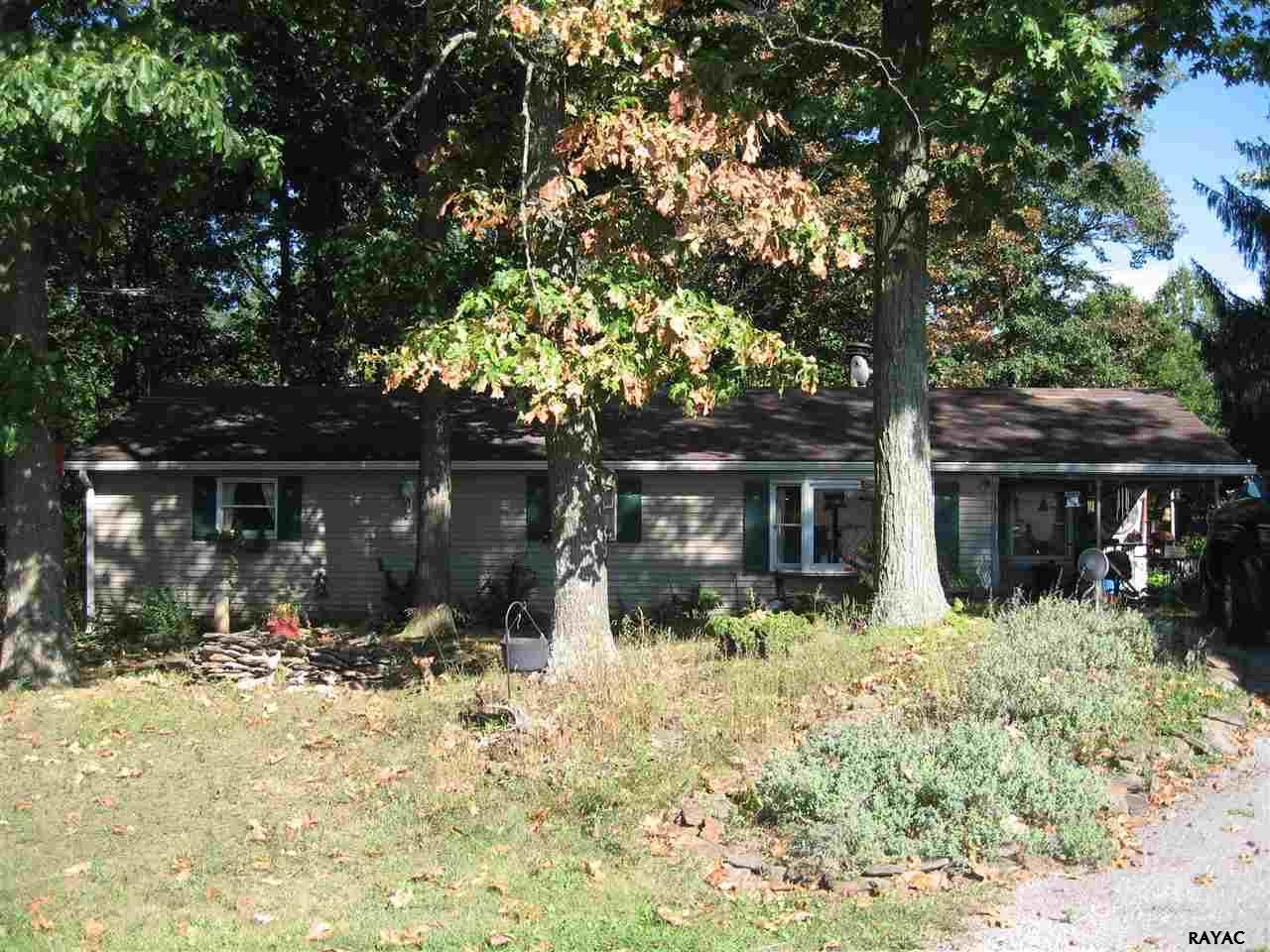 16421 Edgar Woods Rd, New Park, PA 17352