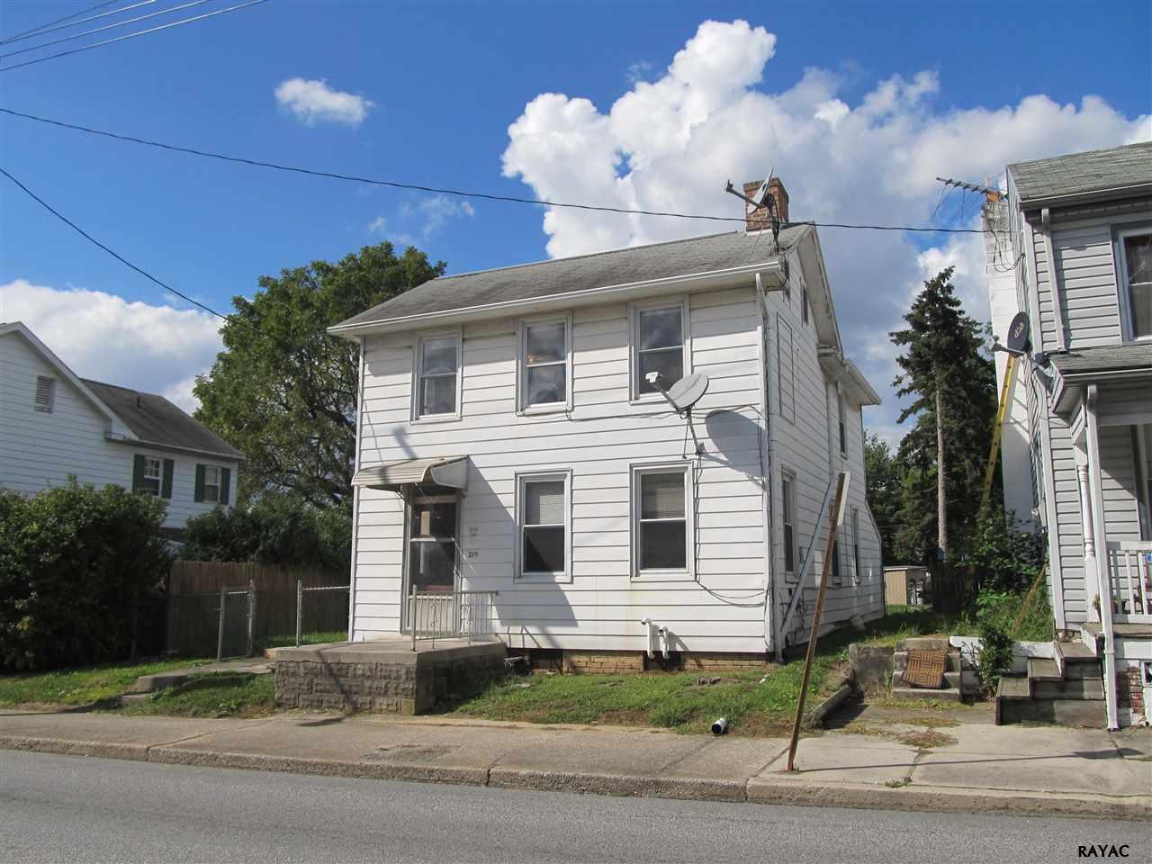 Photo of 219 Main St  McSherrystown  PA