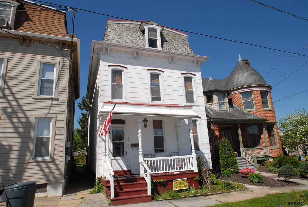 Photo of 123 N 4th St  Wrightsville  PA