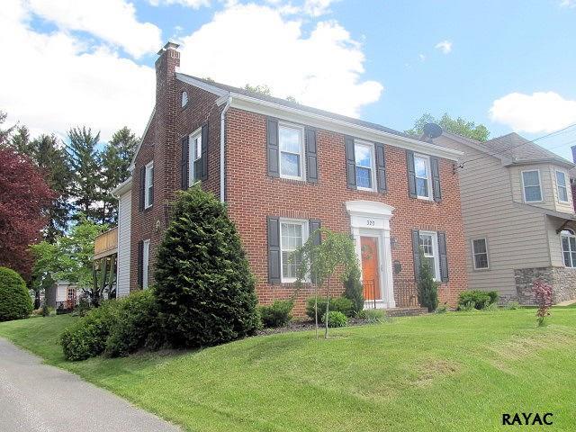 Photo of 320 S Coldbrook Avenue  Chambersburg  PA
