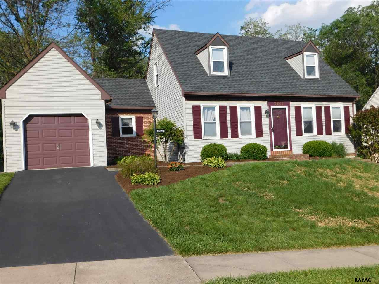 Photo of 3867 Silver Spur Drive  York  PA